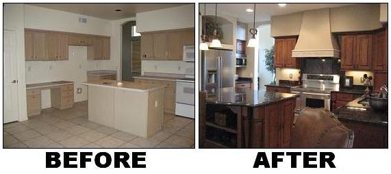 Remodel Pictures Before And After remodeling a house before and after - destroybmx